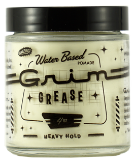 Grim Grease Heavy Hold Waterbased Pomade