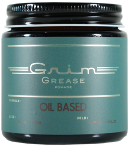 Grim Grease Oil Based Pomade