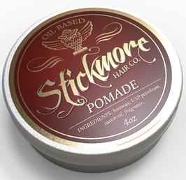 Stickmore Hair Co. Oil Based Pomade