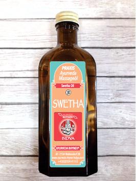 SWETHA - Ayurveda Massageöl, Entspannungsöl
