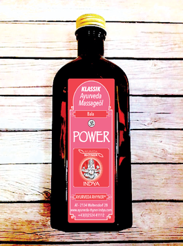POWER - Bala - Ayurveda Massageöl