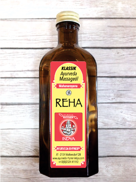REHA - Ayurveda Massageöl