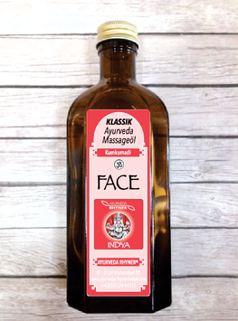 FACE - Ayurveda Massageöl