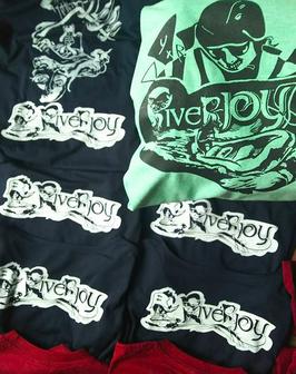 RiverJoyオリジナルTシャツ メンズ