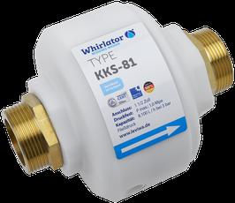 KKS 81  Whirlator® Kalk- und Keimschutzsystem KKS 81