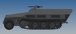 Sdkfz. 251   Ausf. D    Version 3
