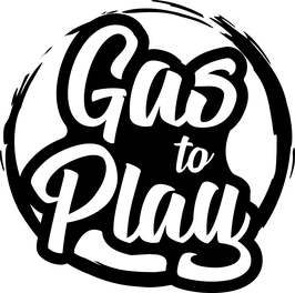 Gas To Play - STICKER -