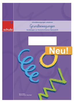 A3 / A4 Heft Grundbewegungen