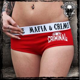 "Ladies Leggings Mafia and Crime ""MC CRIMINAL"""