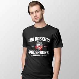 Basic T-Shirt Uni Baskets - Herren Saison 18/19