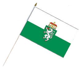 Stockfahne Steiermark - Steiermark Wappen
