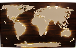 "Weltkarte ""Humboldt"" (diverse Größen)"