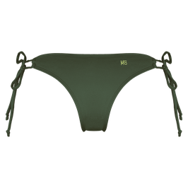 Double Strap Knot  Bottom - Army Green