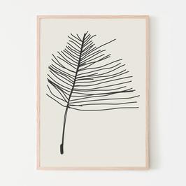 Pflanzen Poster SILVIA VISSCHER