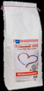 Weizenmehl Type 550 - 5 kg