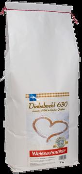 Dinkelmehl Type 630 - 5 kg