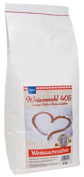 Weizenmehl Type 405 - 5 kg