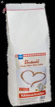 Brotmehl - 2,5 kg