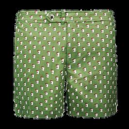 Strandkorb grün