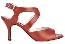 A25 Rosso Perlato (Größe 37, Absatz 7cm)