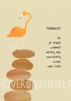EVENWICHT - VERONZINSELS (P102)