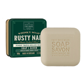 RUSTY NAIL - SCOTTISH FINE SOAPS
