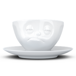 COFFEE CUP 'SNOOZY' - TASSEN