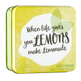 LEMON - SCOTTISH FINE SOAPS
