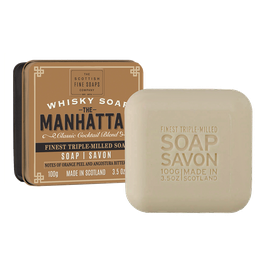 THE MANHATTAN - SCOTTISH FINE SOAPS