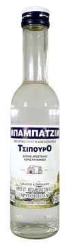 BABATZIM TSIPOURO OHNE ANIS (0,7 l)