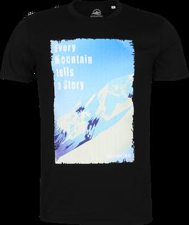 Bergkind T-shirt Emillius