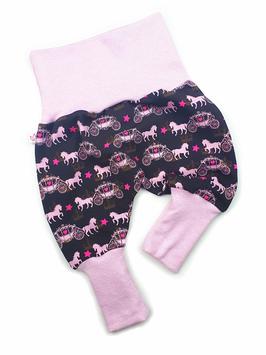 Pumphose Mamiline Kollektion >pink Carriage<