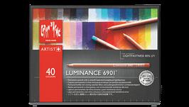 Caran d' Ache Luminance 6901 - 40 stuks