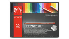 Caran d' Ache Luminance 6901 - 20 stuks