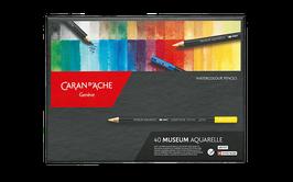 Caran d' Ache Museum Aquarelle - 40 stuks