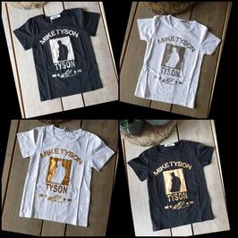 Shirt Mike Tyson 4 varianten