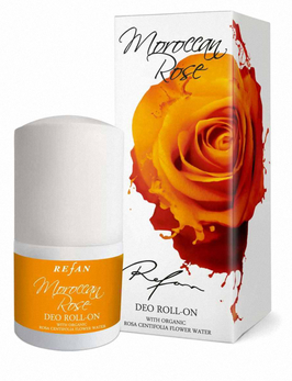 "DEO ROLL-ON ""MOROCCAN ROSE"" 50ml."