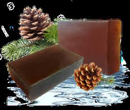 Pine Tar - Kiefernteer Seife 75g