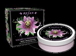 Refan Body Butter Yogurt & Passion Fruit 200ml