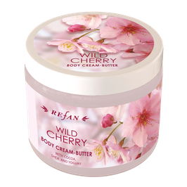 Refan Body Butter Wild Cherry 200ml