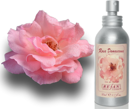 Refan Eau de Toilette Rosa Damascena 50ml
