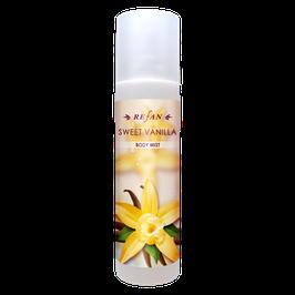 Refan Bodyspray Sweet Vanilla100ml