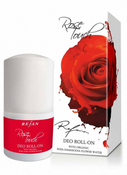 "DEO ROLL-ON "" ROSE TOUCH"" 50ml."