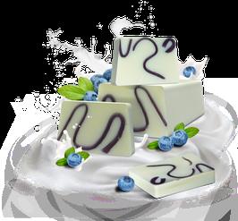 Handgemachte Seife Yogurt & Elderberry  100g
