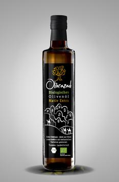 Biologisches Olivenöl Nativ Extra 500ml
