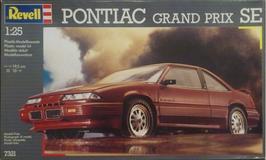 Pontiac Grand Prix SE (1989) - Revell 07321