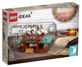 Lego 21313 - Nave in Bottiglia