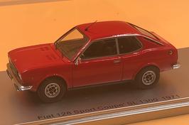 Fiat 128 Coupé SL (1971) Rosso