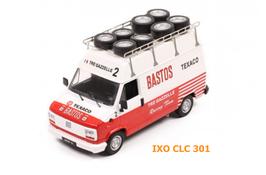 Fiat Ducato - Rally Assistenza Lancia Bastos Team Tre Gazzelle
