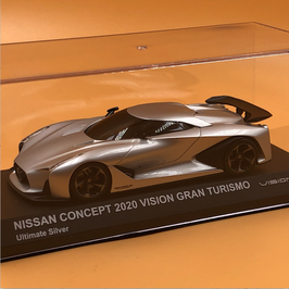 Nissan Vision Granturismo (2020)